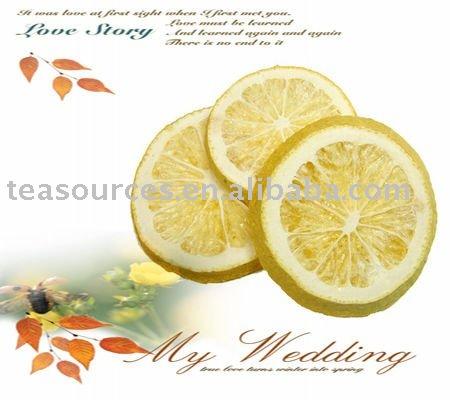 Freeze-dried Lemon