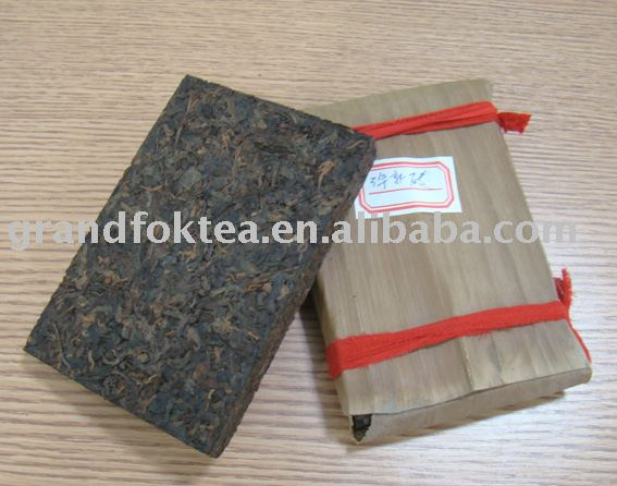 3 Years Cooked Pu erh Brick Tea