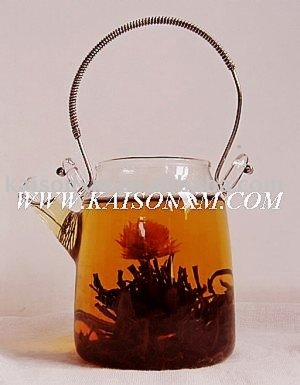 Black flower tea has the effect of relieving asthma and nourishing facial skin