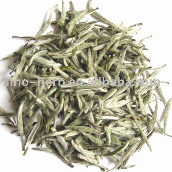Organic White Tea--Silver Needle,Chinese tea ,Anti-aging