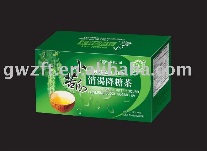 SMALL BITTER GOURD LOWERING BLOOD SUGAR TEA