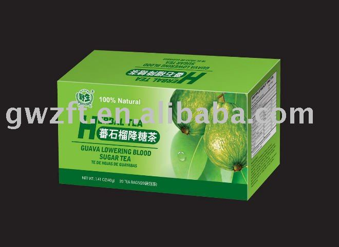 HERBAL TEA -GUAVA LOWERING BLOOD SUGAR TEA/HERBAL TEA