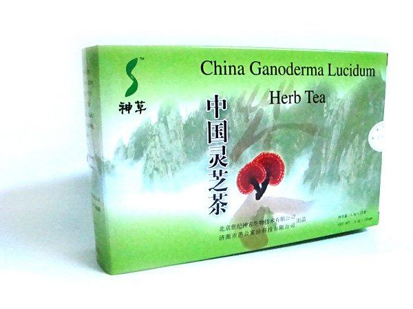 Lucid Ganoderma(reishi)  heral tea,Health Tea