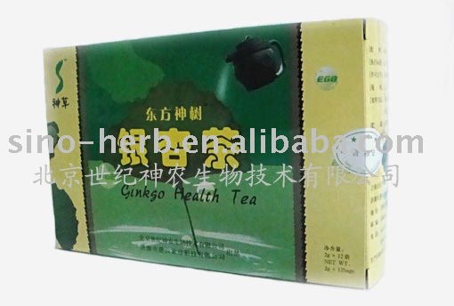 top quality Ginko Tea for Reduceing High Blood Pressure