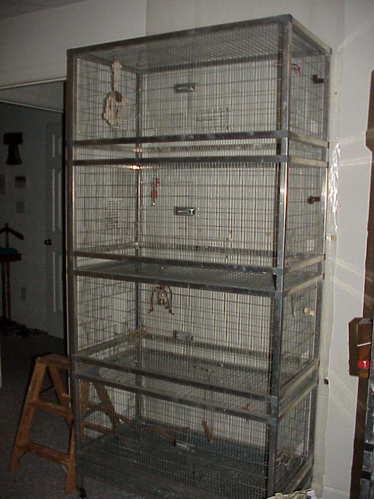 ALL TYPE OF BIRDS ANIMALS CAGES