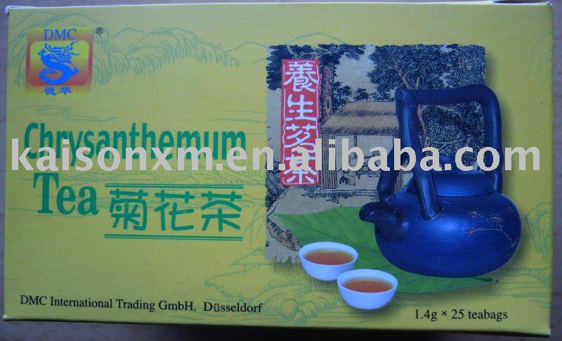 100% Natural Chrysanthemum Tea