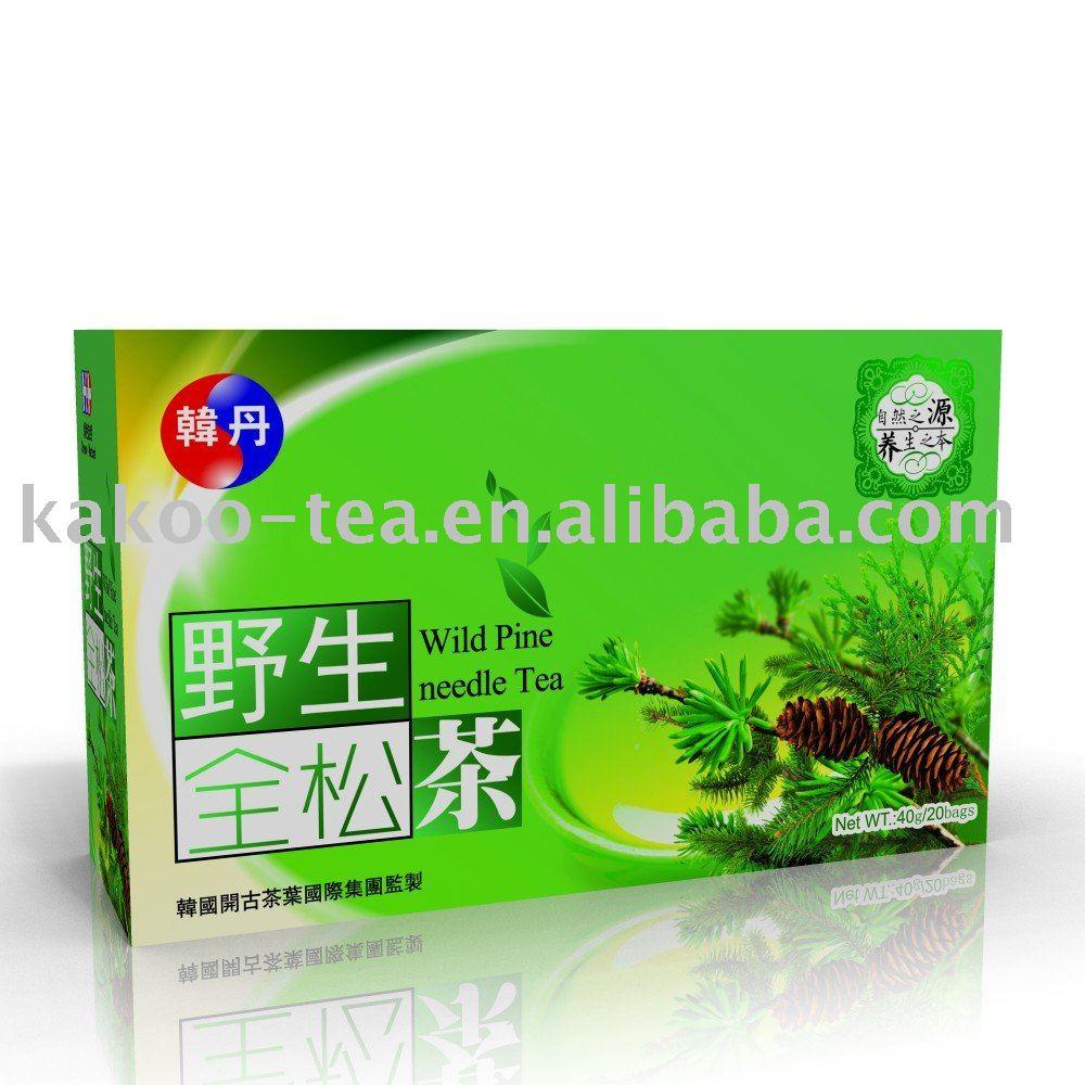 Pine Leaf Tea Wild Pine Needle Tea
