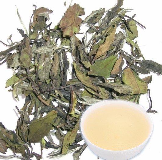Organic White Tea ----WHITE PEONY---- more antioxidant polyphenols