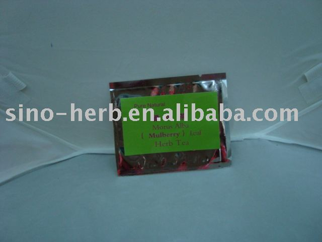 Mulberry Leaf Herb Tea (Morus Alba Leaf herb tea)