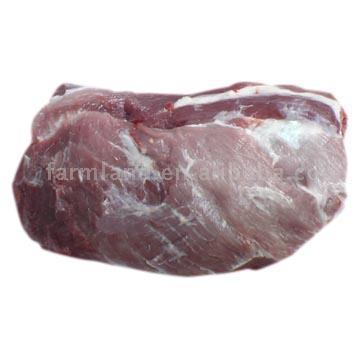 Frozen Boneless and Skinless Pork Collars