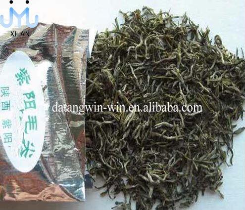 Ziyang maojian selenium-rich tea