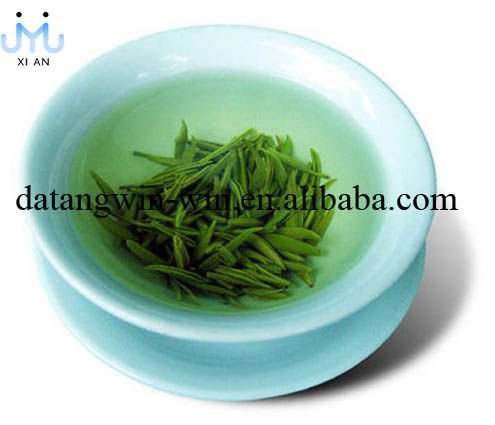 Han Zhong Green Tea  -- new organic tea