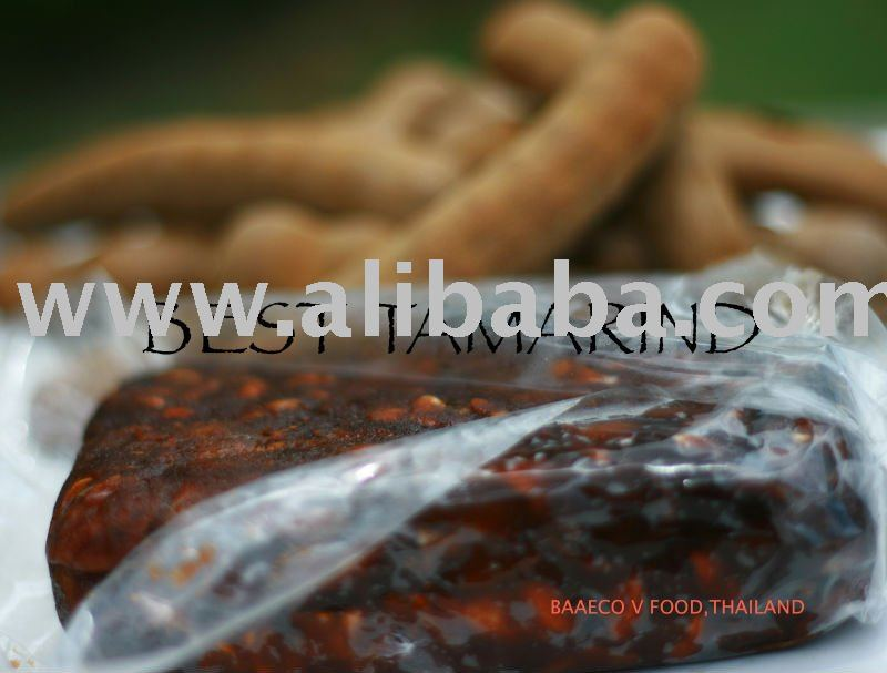 wet tamarind