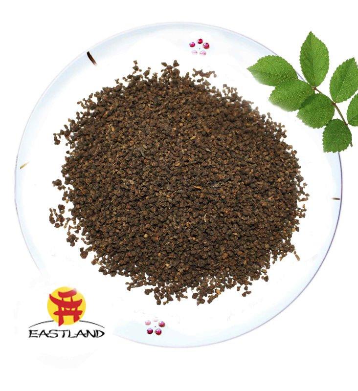 Yunnan CTC black tea