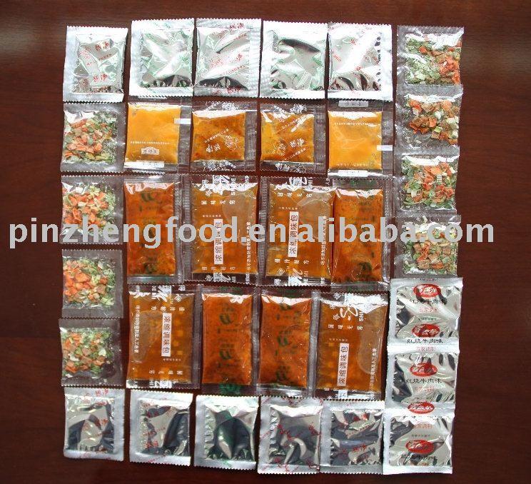 Sauce Sachets Supplier Powder And Sauce Sachets