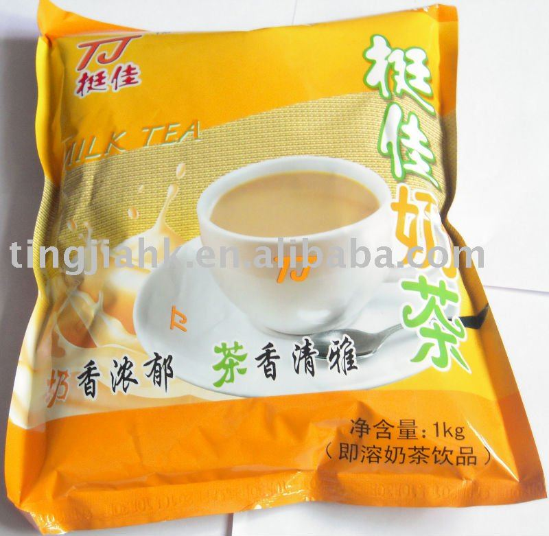 good flavour tasty 3 in 1 instant milk tea powder