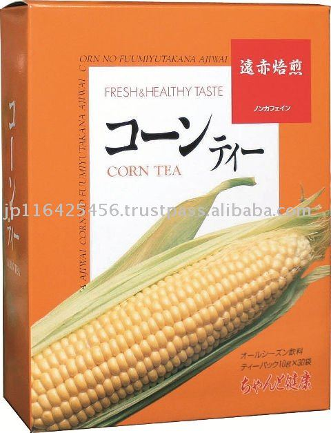 "Japanese beauty Tea, ""Corn 100%"" Tea(3.5g*30packs)"