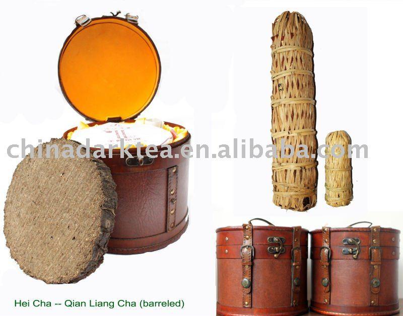 Dark Tea ( Hei Cha ) -- Qian  Liang Cha