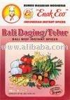 Bali Beef Dish - Bumbu Bali