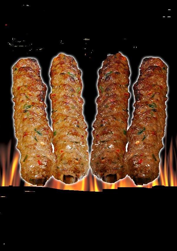 HALAL BBQ KEBAB