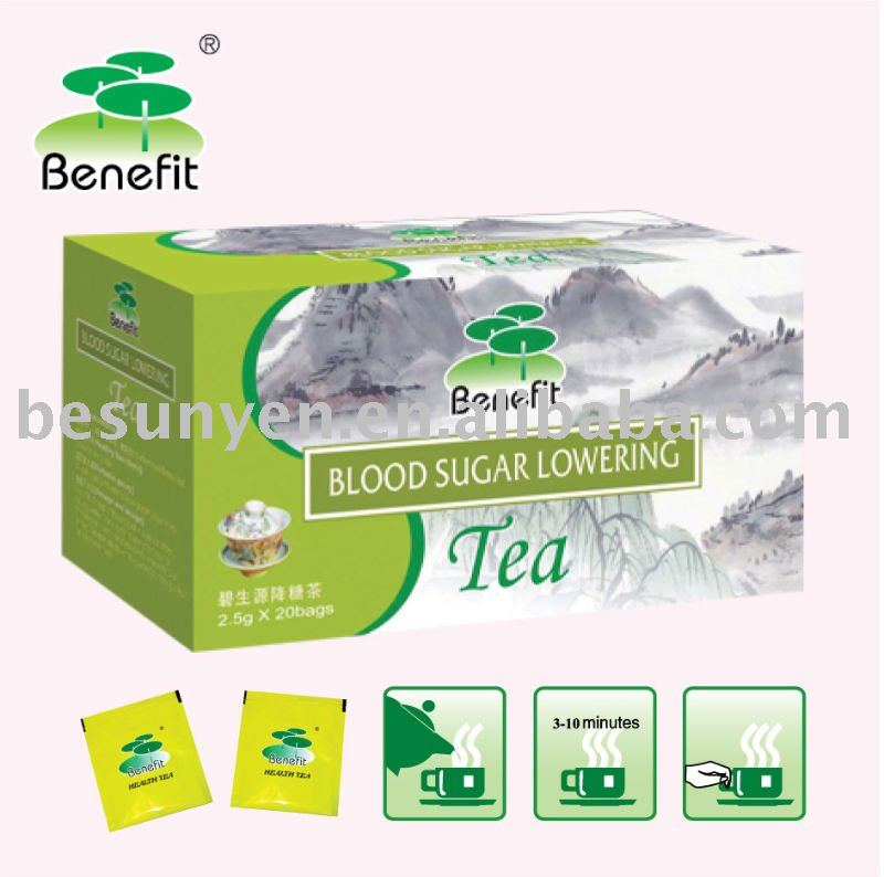 Blood Sugar Lowering Tea diabetic tea