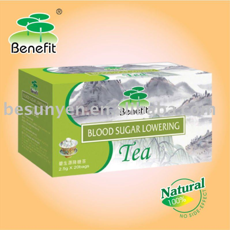 Blood Sugar Lowering Tea diabetes products