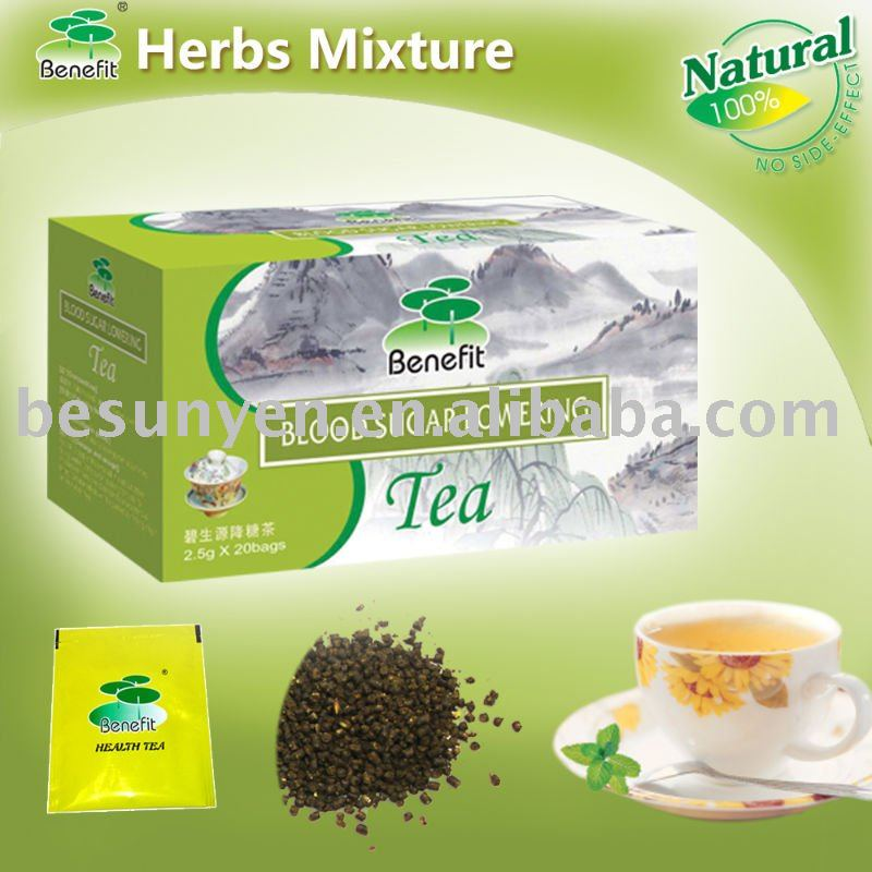 Blood Sugar Lowering Tea decrease blood sugar