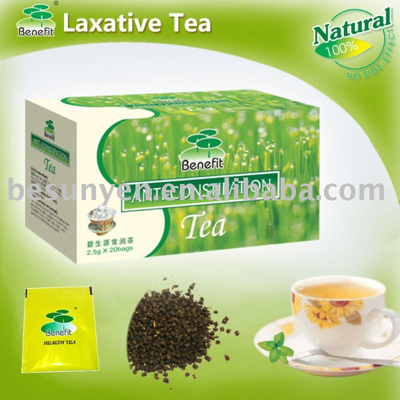 Natural laxative product of vegetable origin