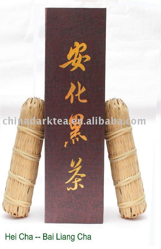Dark Tea ( Hei Cha ) -- Bai Liang Cha