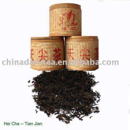 Tianjian -Bamboo packing Blooming Tea
