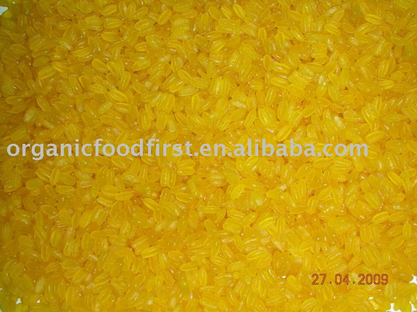 artificial golden rice(corn rice) products,China artificial