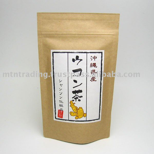 Ukon Cha (Turmeric tea) made in Okinawa, Japan