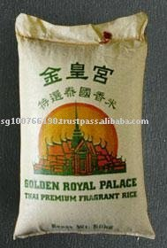 Golden Royal Palace Brand Fragrance Rice products,Singapore