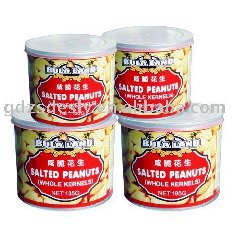Salted peanut 200g*24tins