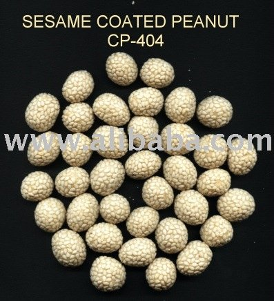 Sell Sesame Coated Peanut (Kosher)