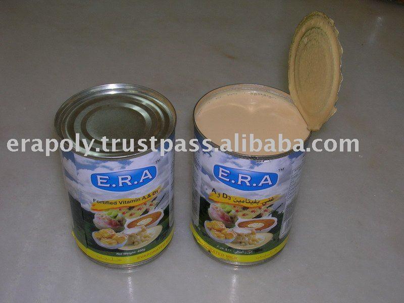 Evaporeated Filled Milk