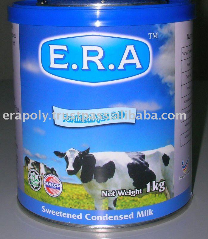 Condensed milk ( E.R.A )1kg
