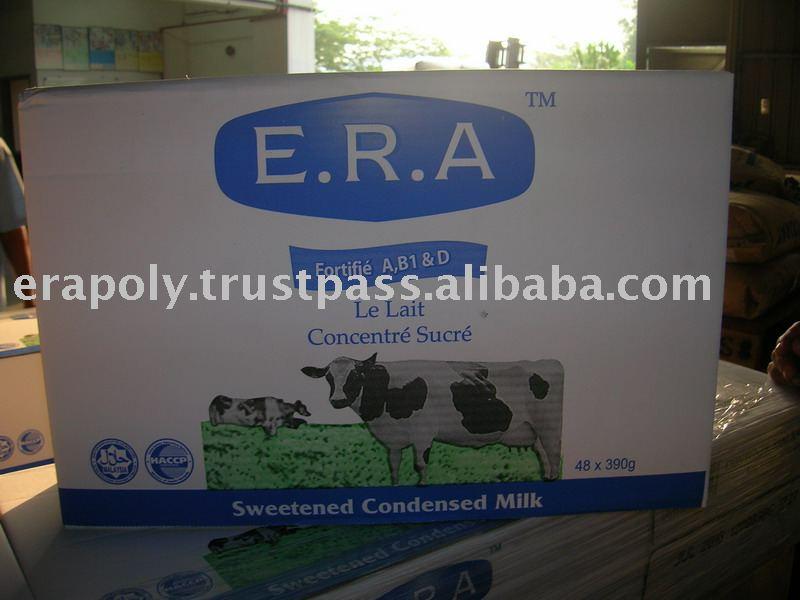 leite condensado (E.R.A. Sweetened Condensed Milk)
