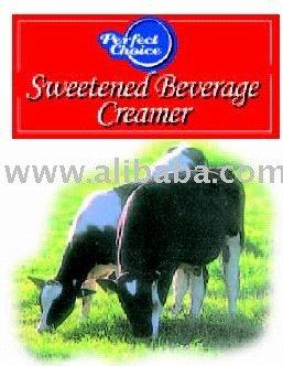 Sweetened Beverage Creamer