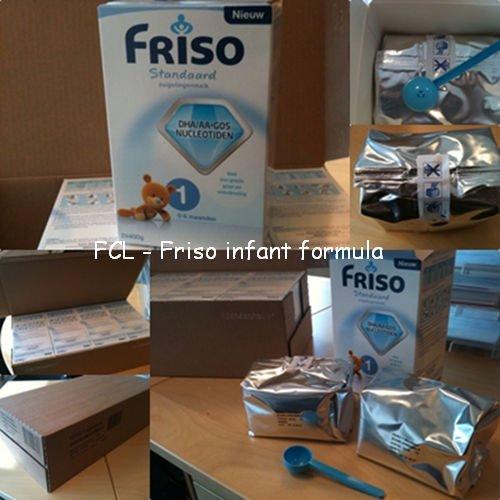 Friso infant formula