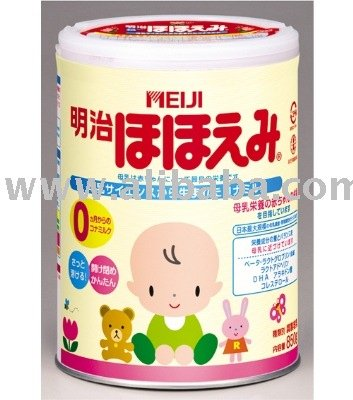 MEIJI Hohoemi baby milk powder