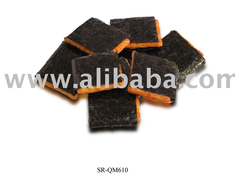 Rice Crackers (Seaweed rectangle)