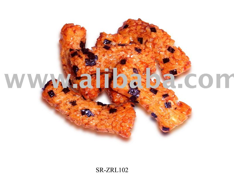 Rice Crackers (Natural Crack)