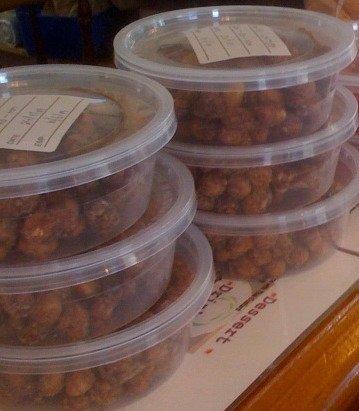 Thai peanut milo