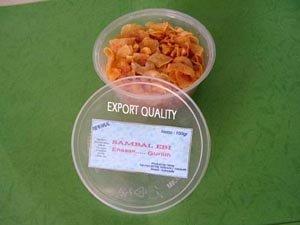 Sambal Ebi (Abon)  Snacks
