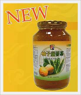 Citron & Aloe Tea products,Korea Citron & Aloe Tea supplier