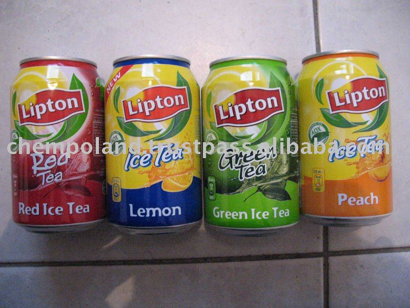 Lipton ice tea beverage