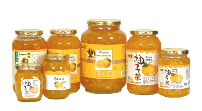 [KITA] CITRON HONEY TEA