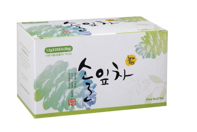 Pine Leaf Tea Kita Pine Needle Tea