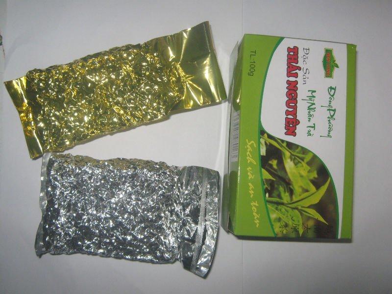 DONG PHUONG MY NHAN TRA THAI NGUYEN CLEAN GREEN TEA